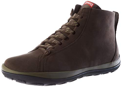Camper Women's Bootie Ankle Boot, Gray, 5.5