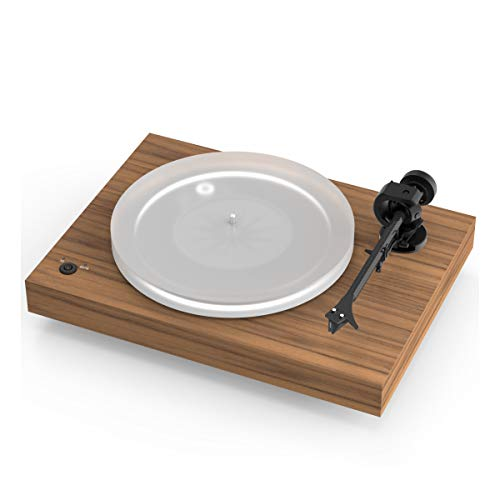 Pro-Ject X2 Turntable with Moonstone Cartridge (Walnut)