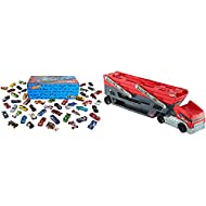 Product 1: Age: 3+ Product 1: Connect Hot Wheels sets to create Hot Wheels city. Fuel hours of storytelling & imaginative play with a world full of connectible and themed playsets Product 1: One of the biggest Hot Wheels packs available with a total ...