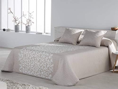 JVR Fabrics Steppdecke Pique Amal - Bett 150 cm...