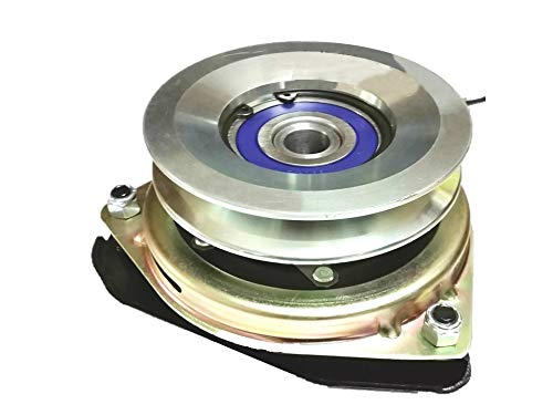 """Xtreme Outdoor Power Equipment Compatible with/Replacement for Husqvarna 532400008 PTO Clutch w/High Torque & Fatboy Bearing 1"""" I.D."""