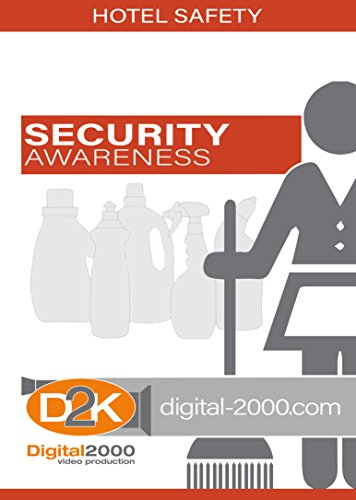 Security Awareness (Hospitality) Safety Training DVD