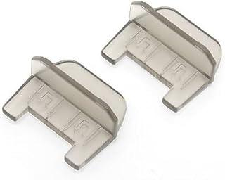 スドー サテライトL用 フレームレス水槽専用アタッチメント(2個)