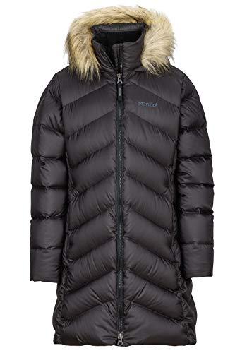 Marmot Mädchen Montreaux Coat Daunenmantel, True Black, XL