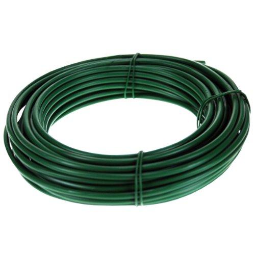 Kingfisher Gsw101 3 mm Heavy Duty Fil de clôture – Vert