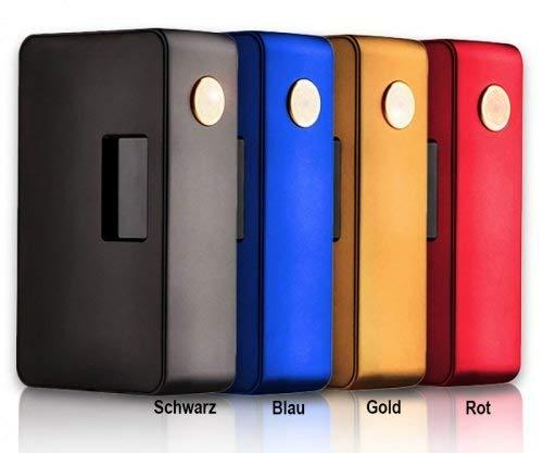 DotMod dotSquonk 100w Box Mod Akkuträger Farbe Schwarz