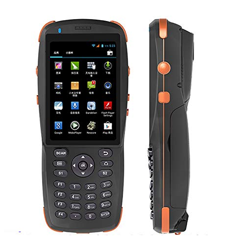 WENHU Collector Data Terminal Portable Robuste Portable Barcode Scanner Android PDA,2Dbarcodescanner