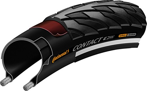 Continental Contact neumático, Unisex, Contact, Negro, Size 700 x 32