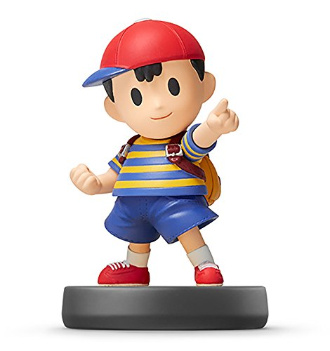 Ness amiibo - Japan Import (Super Smash Bros Series)