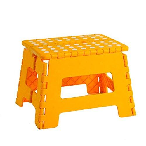 CJH Vouwkruk Draagbare Outdoor Picknick Vouwstoel Kinderstoel Kunststof Tafelkruk
