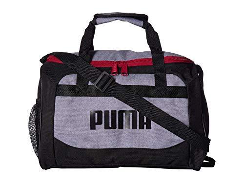PUMA Evercat Youth Transformation 13' Junior Duffel (Little Kids/Big Kids) Gray/Black 1 One Size