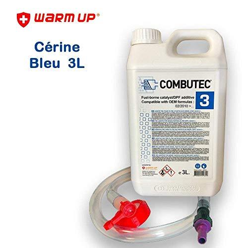 Amosan Petroche–Kit de Relleno cerina aditivo FAP Azul FAP combutec 33 l Warm Up