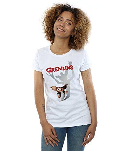Gremlins Mujer Gizmo Shadow Camiseta