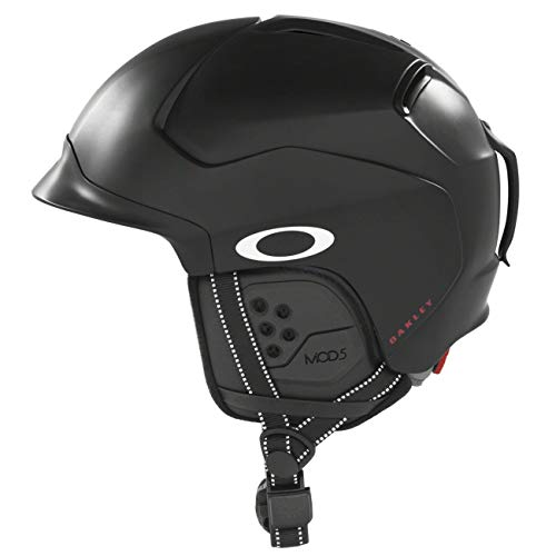 Oakley Mattschwarz Medium 99430eu-02k-M mod5 Skihelm Ski Helme