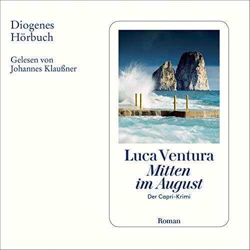 Mitten im August. Der Capri-Krimi cover art
