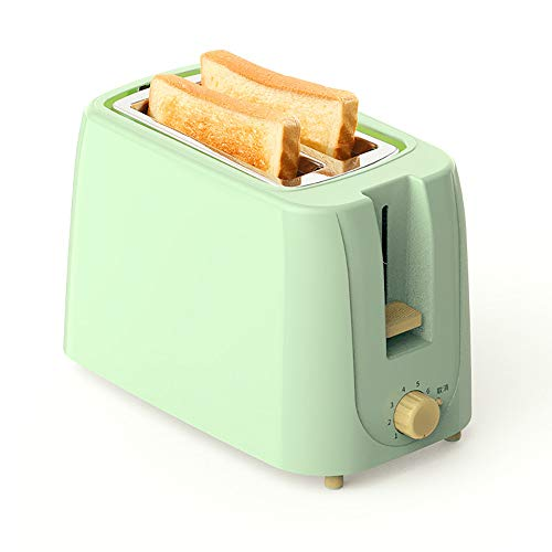 Broodroosters 2 Sneden Met Brede Sleuf, Broodrooster Met Annuleren/Opwarmen En 8 Bruiningsinstellingen, 2 Sneden Broodroosters, Kleine Broodrooster Voor Broodwafels