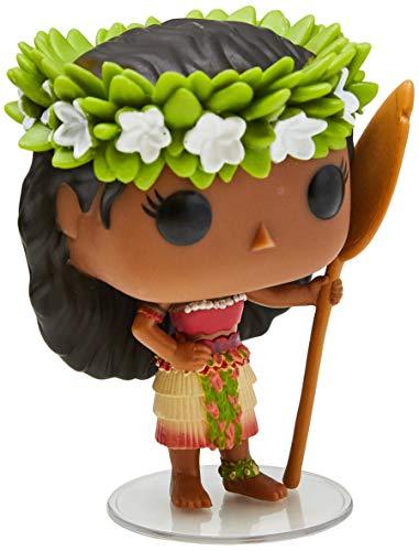 Funko - Figurine Disney - Moana/Vaiana - Voyager Moana Exclusive Pop 10cm - 0889698114479