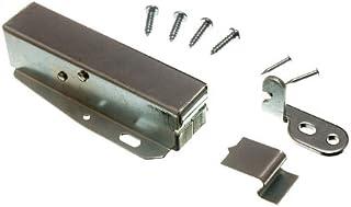 Trade Supplies-UK - Sistema de apertura para puertas con mecanismo de muelles (6 unidades, incluye tornillo e instrucciones)