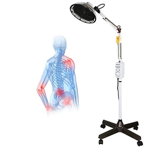 Infrarotlampe Wärmelampe Hohe Temperaturstabilität Infrarot Lichttherapie Mit Digitaler Anzeige...