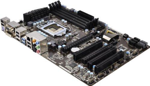 Asrock Z77 Pro4 Sockel 1155 Mainboard (ATX, 4X DDR3 Speicher, HDMI, DVI-D, 4X SATA III, 2X USB 3.0)