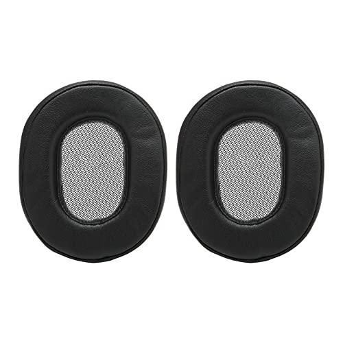 Jectse 2 Almohadillas para Auriculares, Ajuste de Almohadilla de Repuesto, Alta Elasticidad, Durabilidad y flexibilidad, para Auriculares Sony MDR ‑ 1A 1A ‑ DAC 1A ‑ BT