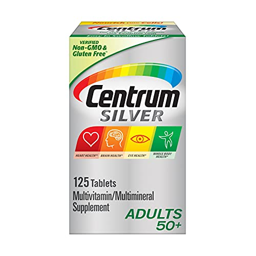 Centrum Silver Multivitamin for Adu…