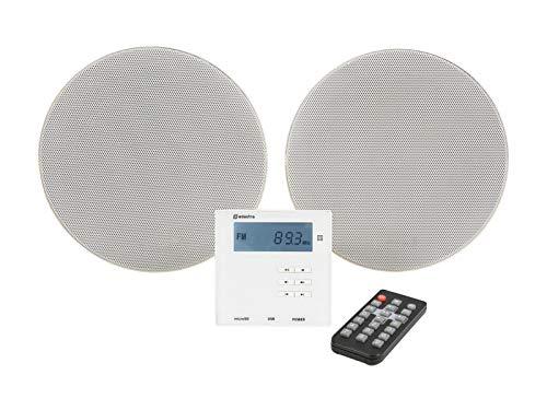 Muur FM Radio & Bluetooth Plafond Luidsprekers