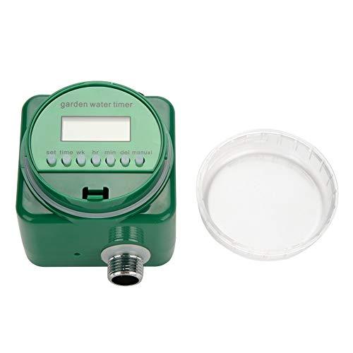 MINGMIN-DZ Dauerhaft Regen-Sensor LCD-Display Automatische Bewässerung Timer elektronischer Garten-Bewässerungssteuerung im Garten-Wasser-Timer