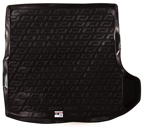 SIXTOL Auto Kofferraumschutz für die Volkswagen Golf V Variant Maßgeschneiderte antirutsch Kofferraumwanne für den sicheren Transport von Einkauf, Gepäck und Haustier