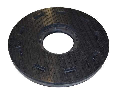 partmax - Piatto per Wetrok Easy Ryder 90, diametro 460 mm, piatto per riccio