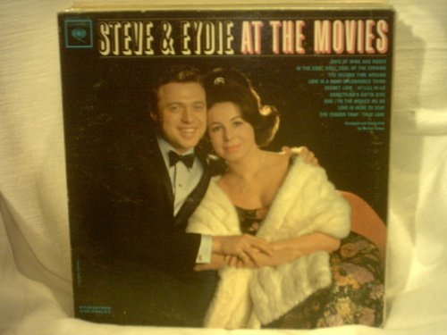 Steve & Eydie At The Movies