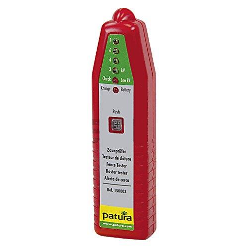 Zaunprüfer ohne Erdstab 5-stufig - 150003