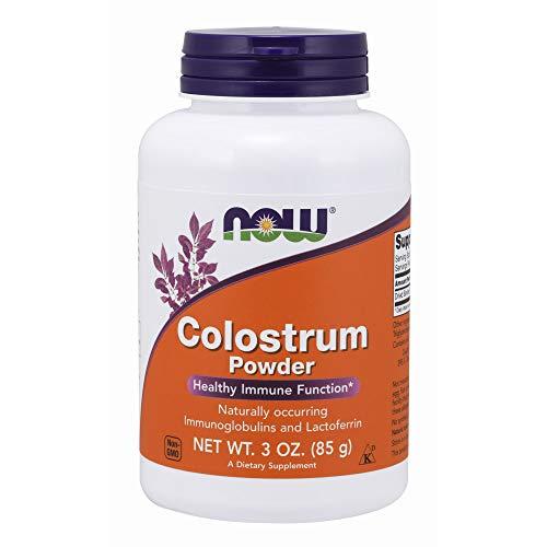 NOW Supplements, Colostrum Powder, Naturally occurring Immunoglobulins...