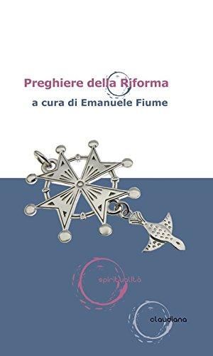 Raccolta di preghiere e di testi liturgici della Riforma protestante del XVI secolo