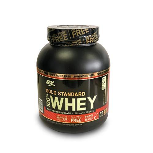 100% Whey Protein Gold Standard 1,09Kg (20% Bônus) - Sabor Double Rich Chocolate, Optimum Nutrition