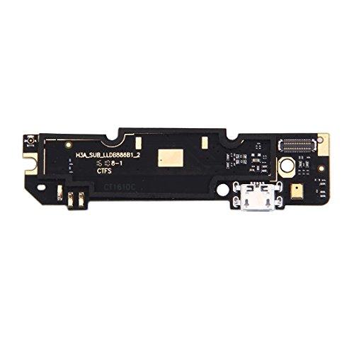 Moonbaby Nuevo for Placa de Puerto de Carga Xiaomi Redmi Note 3 Pro