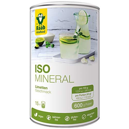 Raab Vitalfood -   Iso Mineral