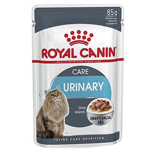 ROYAL CANIN Urinary Care Comida para Gatos - Paquete de 12 x 85 gr - Total: 1020 gr