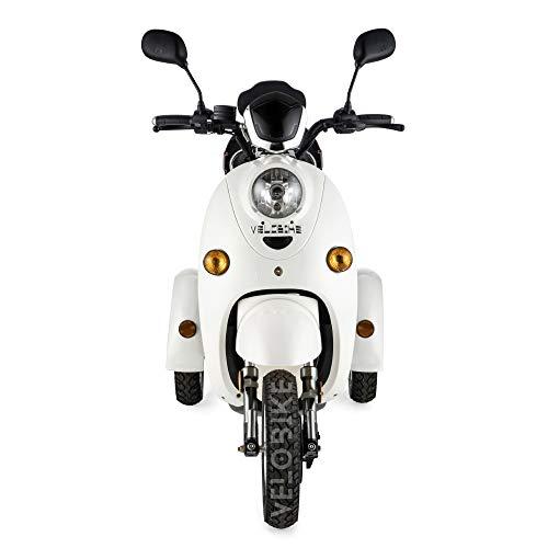 Retro Dreirad Scooter Seniorenmobil Bild 5*