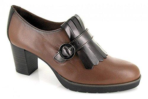 Hispanitas, HI64099, Zapato Bronce de Mujer, Talla 38
