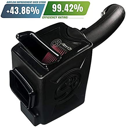 S/&B Cold Air Intake Kit Dry For 2014-2016 Dodge Ram 1500 3.0L EcoDiesel 75-5074D