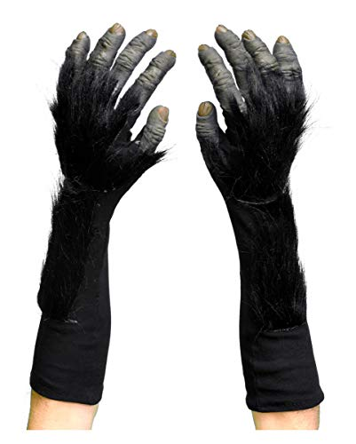 Horror-Shop Gants Gorilla Deluxe