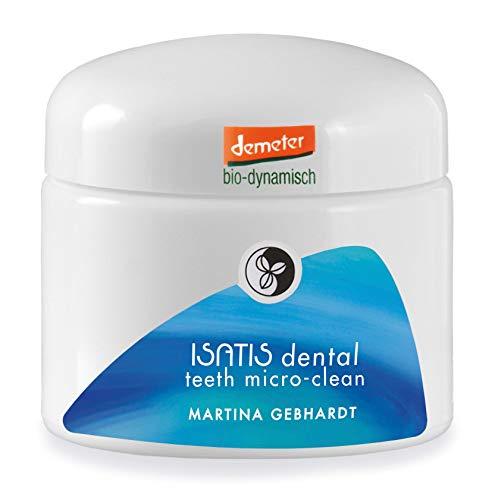 Martina Gebhardt | ISATIS dental - Teeth Micro-Clean 20g