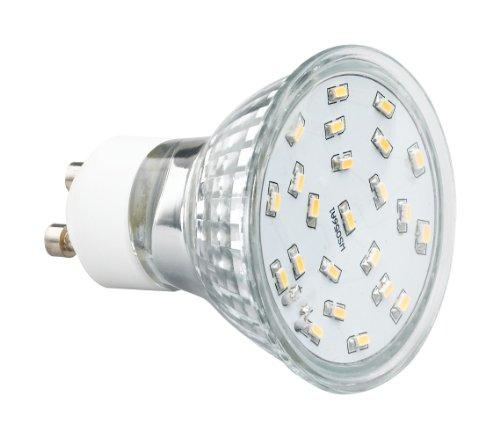 Trio Leuchten LED Leuchtmittel GU10, 2,5 W 956-36