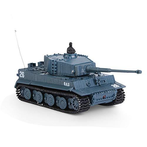 RC Panzer 1 72, Ferngesteuerter Panzer, Mini Panzer Spielzeug, Kinder Fahrzeug Modell Panzer Panzer, 1:72 Militär Panzer Fahrzeug, Panzer Ferngesteuert, Fernbedienung Panzer Auto Spielzeug mit Ton