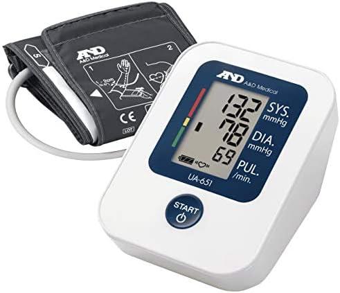 A&D Medical UA-651 Tensiomètre Électronique bras, validé cliniquement