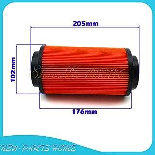 Fincos 45mm Air Filter Clearner for 125cc 140cc 150cc 200cc