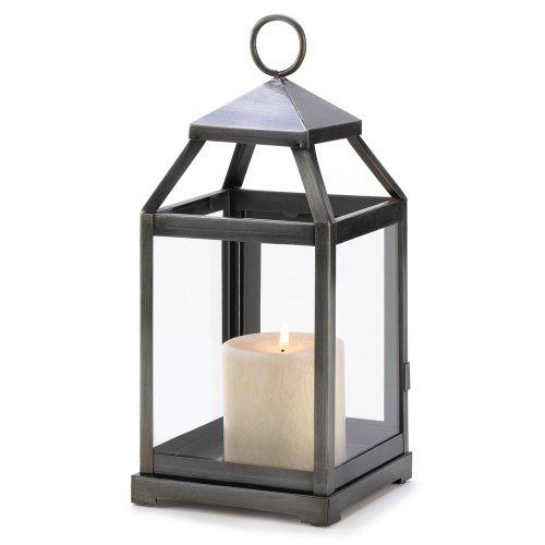 15 Wholesale Rustic Silver Contemporary Candle Lantern Wedding Centerpieces