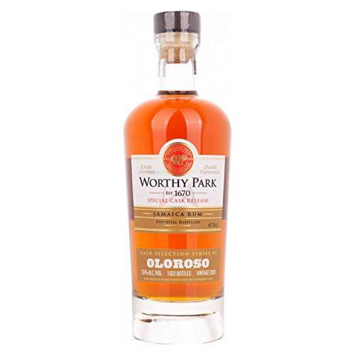 Worthy Park Special Cask Release OLOROSO Jamaica Rum 2013 55% - 700 ml