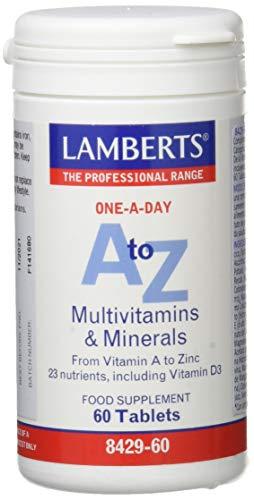 Lamberts A-Z Multi - 60 tabletas